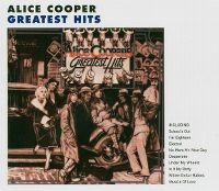 Cover Alice Cooper - Greatest Hits [2005]